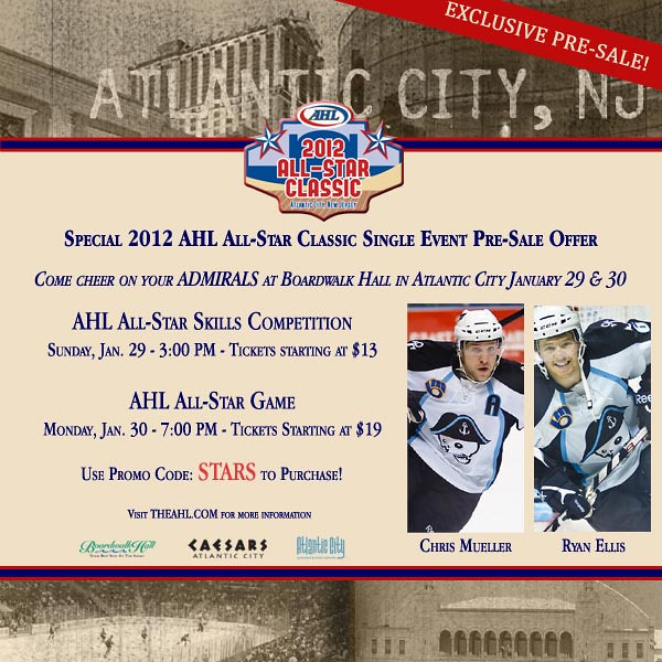 2012 AHL All-Star Game eBlast