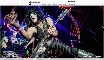 KISS - Jon Currier Photography - Sleep Country Amphitheater - Amphitheater Northwest