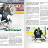 InGoal Magazine: Matt Hackett article, pages 1/2