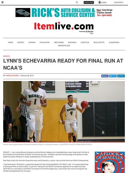 The Daily Item, Lynn, MA