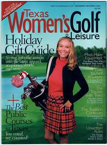 Women's Golf 2007