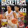 Grant Williams on the cover of Street and Smith's preseason basketball magazine.