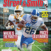 Benny Snell on the cover of Street & S Smith preseason football magazine