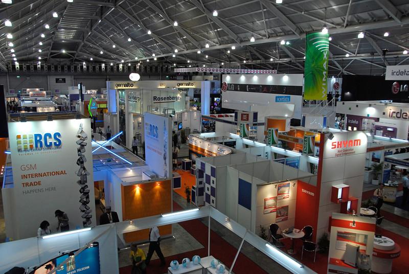 ICT CommunicAsia 2006 held in Singapore.