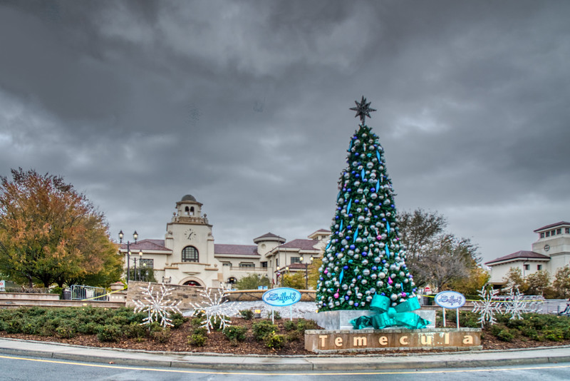 Temecula Christmas Tree