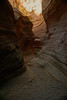 Tent Rocks Slot Canyon 8