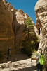 Tent Rocks Slot Canyon 2