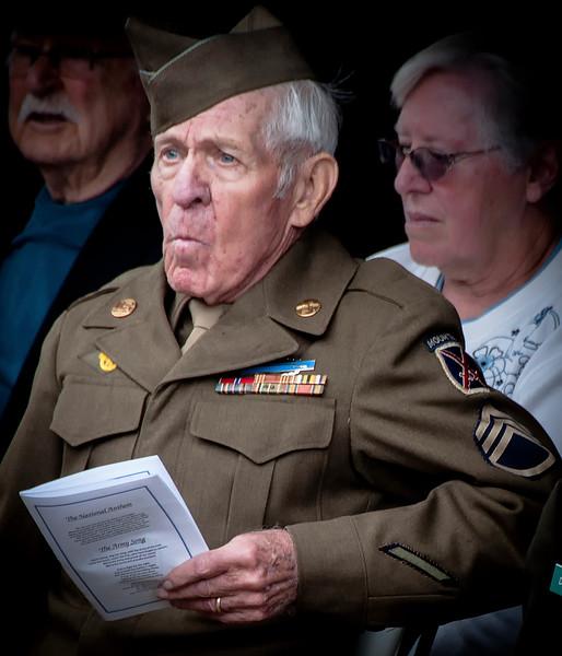 Tenth Mountain veteran