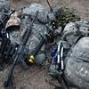 Modern mountain infantry equipment