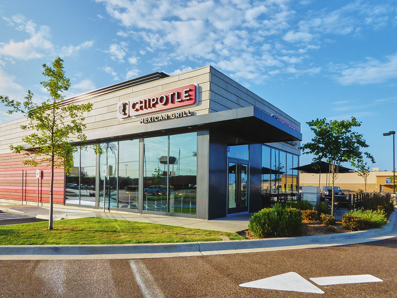 Chipotle, Off Interstate 30 - Texarkana, Texas