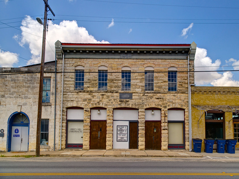 The Bank Building - Liberty Hill, Texas