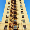 Faded Hotel - Texarkana, Texas