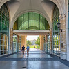 Arched Passageway, TCU - Fort Worth, Texas