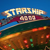 Starship 4000, Parking Lot Carnival - Round Rock, Texas
