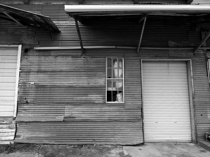 Corrugated Details #2 - Giddings, Texas