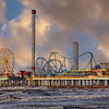Galveston Pier Sunrise
