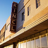 Fading Modernism, KINCL Building - Taylor, Texas