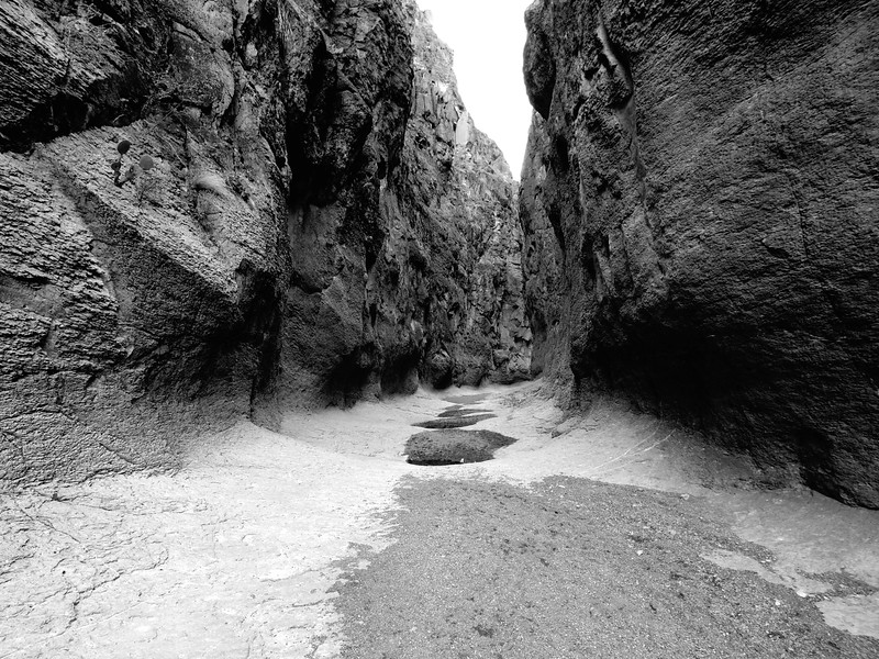 Closed Canyon - Big Bend Ranch State Park, Texas