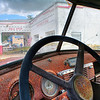 Rusted Truck Interior - Smithville, Texas