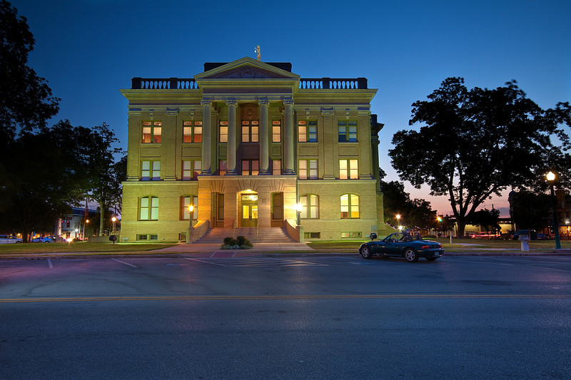 Williamson County Courthouse - Georgetown, Texas