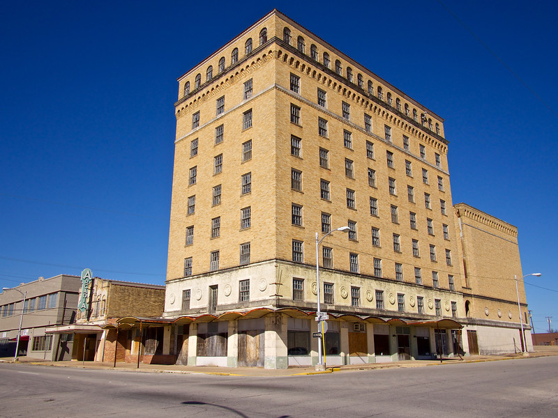 A Hotel Like Building - Temple, Texas