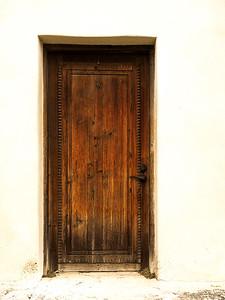 San Juan Door