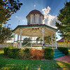 Small Town Gazebo - Smithville, Texas