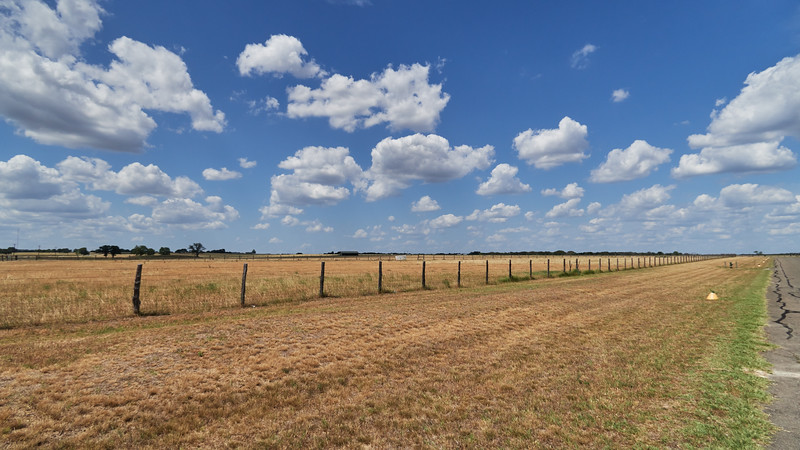 Wide Open, LBJ Ranch State Park - Stonewall, Texas