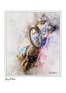 Gary OHare A3 Mounted