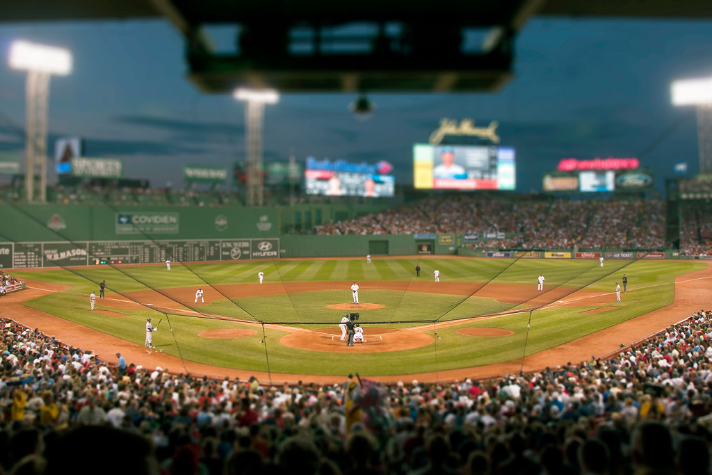 Fenway Park - Boston, Massachusets