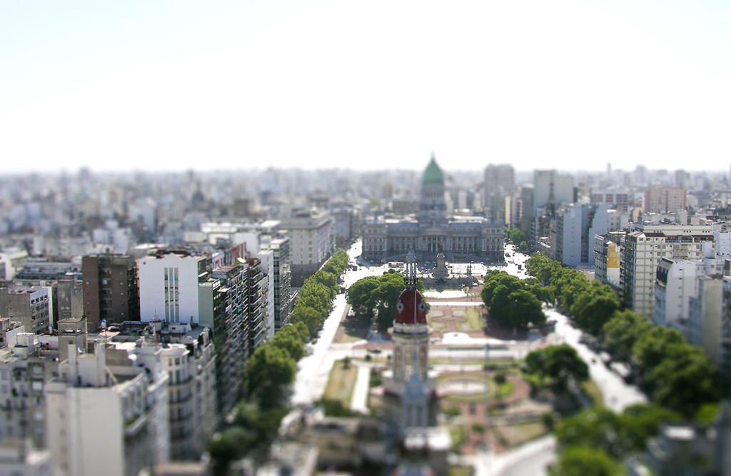 National Congress Building - Buenes Aires, Argentina