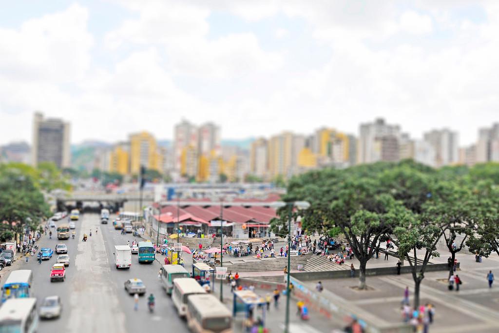 Caracas Market - Caracas, Venezuela
