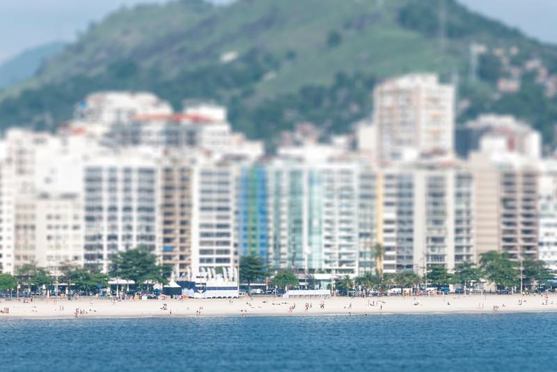 Niteroi Beach - Rio de Janeiro, Brazil