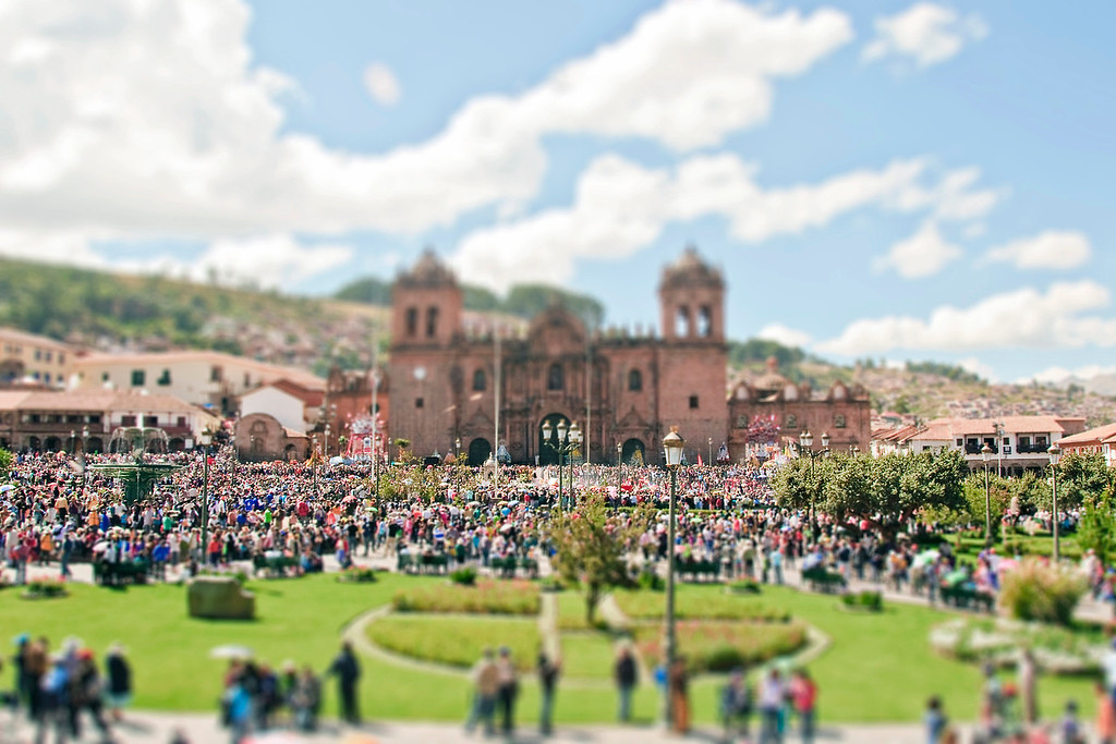 Corpus Christi Celebration - Cusco, Peru