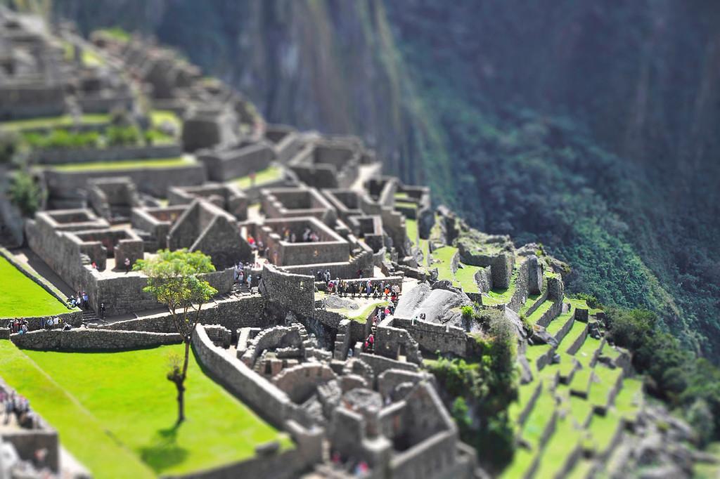 Machu Picchu 4 - Cusco, Peru