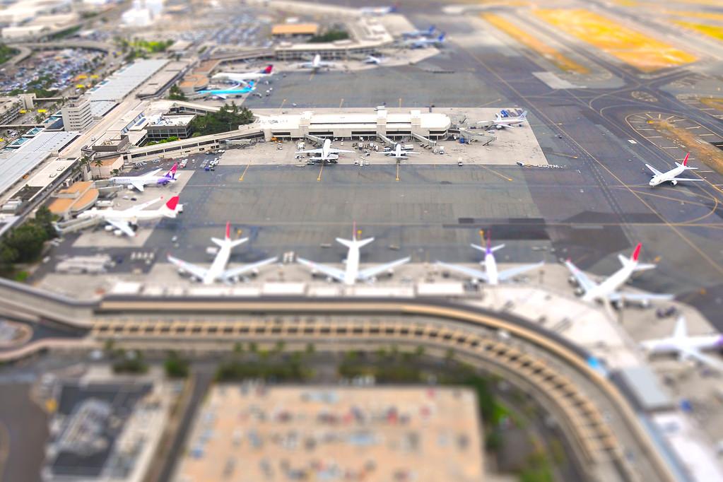 Honolulu Airport - Honolulu, Hawaii