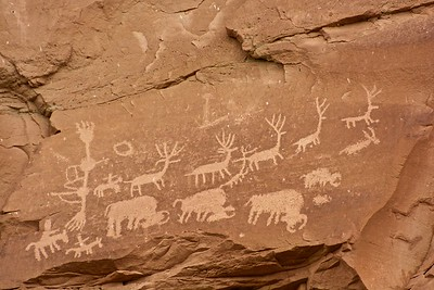 Montezuma Rock Art