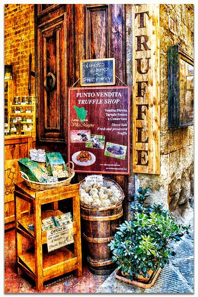 Truffle Shop..