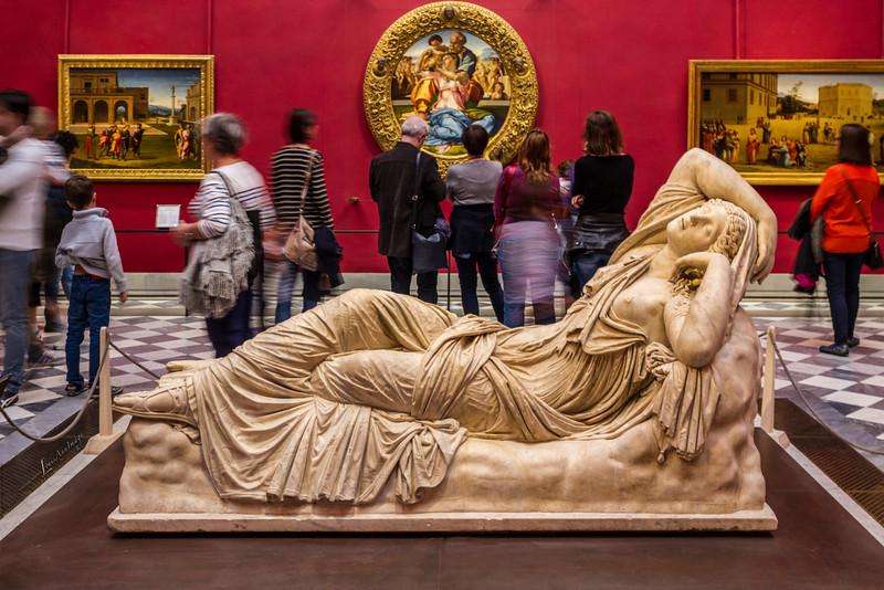 Sleeping Ariadne...