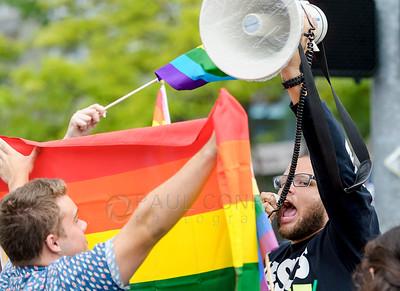 Bellingham Pride Parade 2015
