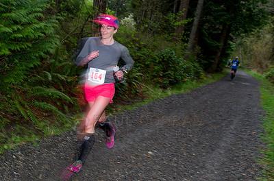 2015 Chuckanut 50K Ultra Marathon