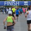 2017 Bellingham Bay Marathon - Finish Line In Sight