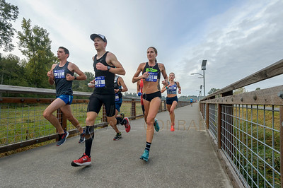 2017 Bellingham Bay Marathon - Leaders of the Pack