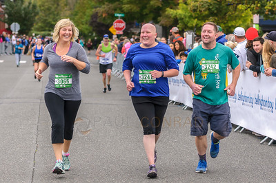 2017 Bellingham Bay Marathon - Running for Fun
