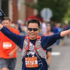 2017 Bellingham Bay Marathon - Shengquan Liang finishes