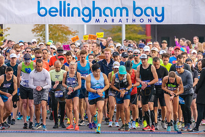 2017 Bellingham Bay Marathon - Start
