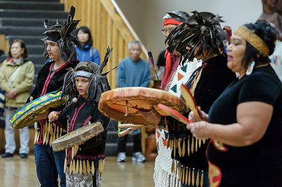 2017 Bellingham Bay Marathon - Lummi Nation Blesses Race