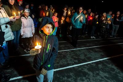 Candlelight Vigil for Lynn Heimsoth-  0040