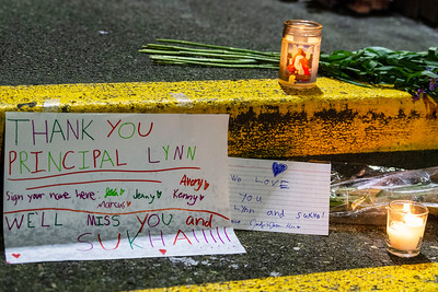 Candlelight Vigil for Lynn Heimsoth-  0284