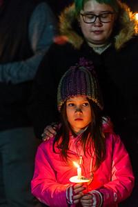 Candlelight Vigil for Lynn Heimsoth-  0199